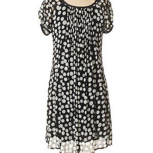 La Cera polka dot dress!!